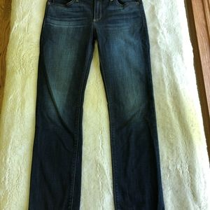 Lucky Brand Jeans - Lucky Brooke Straight Leg Jeans 10/30